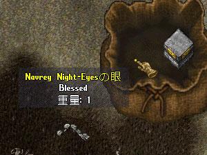 Navrey Night-Eyesの眼